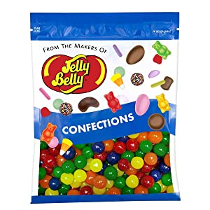 Jelly Belly Fruit Sours - 16 oz Re-Sealable Bag - Official, Genuine, Straight from the Source