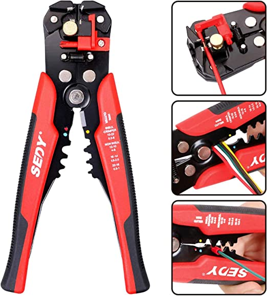 Automatic Stripper Pliers Stripping Wire Stripper Wire Cable Pliers Adjustable