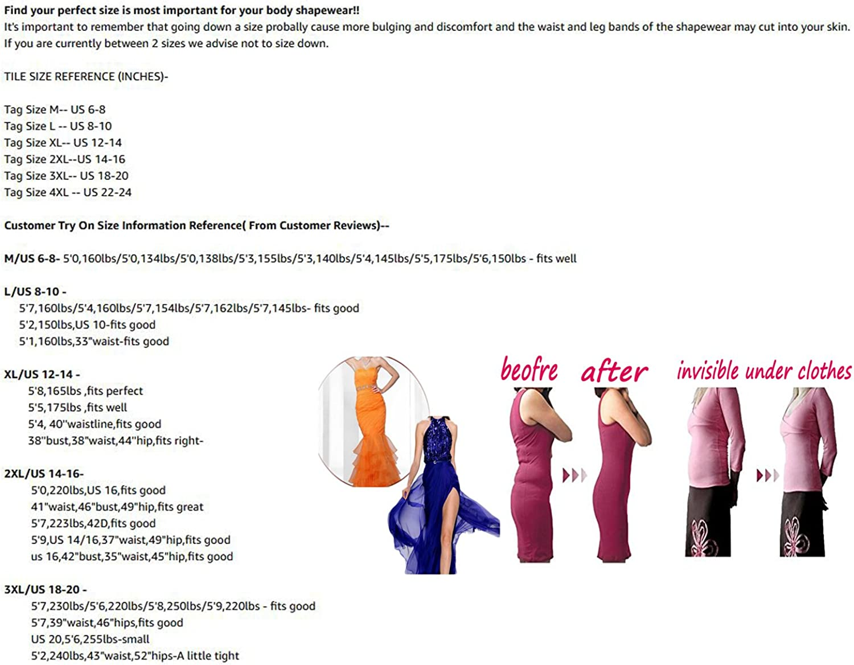 Full Body Suits Shaperwear Firm Underburst Waist Cinchers Gridles 65015 Plus Sz