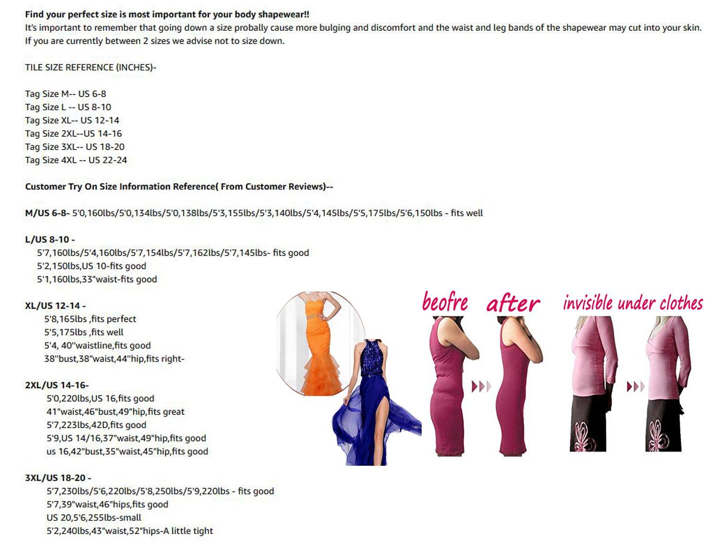 Supplim Women's Body Shaper Waist Cincher Underbust Corset Bodysuit  Shapewear