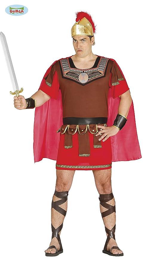 Disfraz de Centurión Romano para hombre: Amazon.es: Juguetes ...