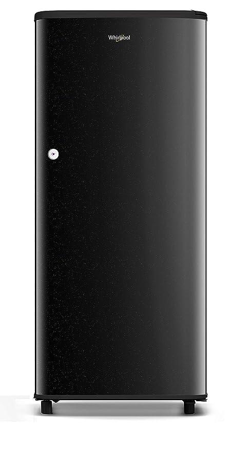 Whirlpool 190 L 3 Star   2019   Direct Cool Single Door Refrigerator  WDE 205 CLS PLUS 3S, Black Sparkle  Refrigerators