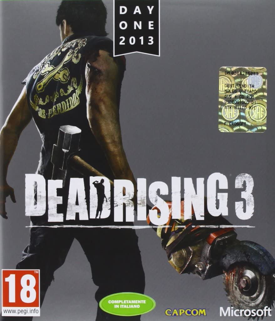 Microsoft Dead Rising 3 - Day One Edition, Xbox One - Juego (Xbox ...