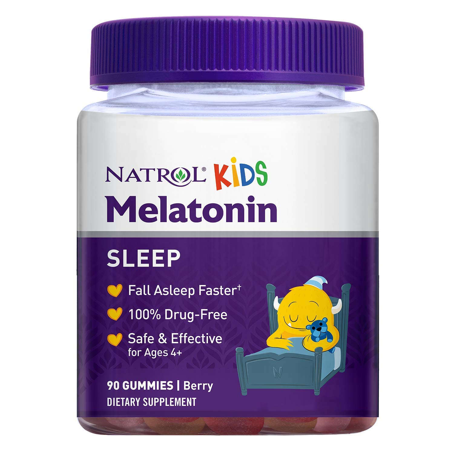 Natrol Melatonin Kid Gummies, 90 Count