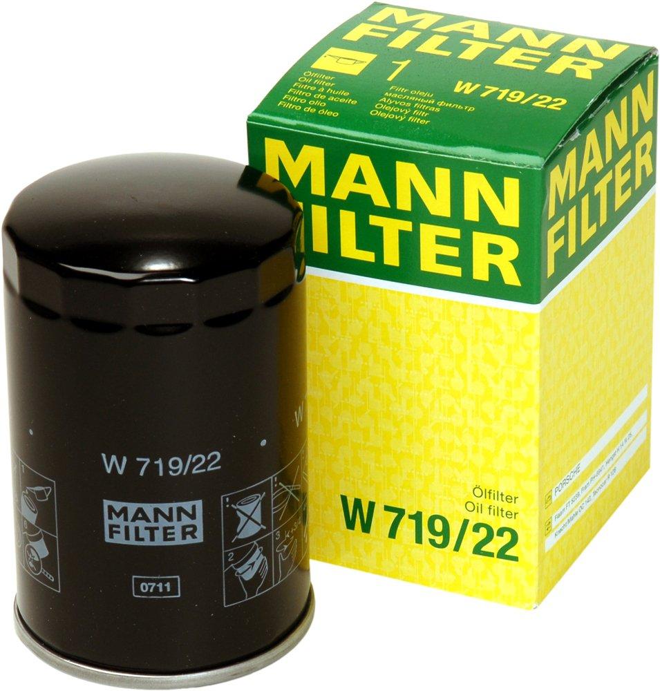 Mann Filter W 719//22 Filtro de Aceite
