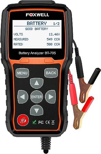 FOXWELL BT705 Automotive Battery Analyzer