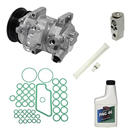 Air Conditioning Universal Air Conditioner KT 1964 A/C Compressor and Component Kit
