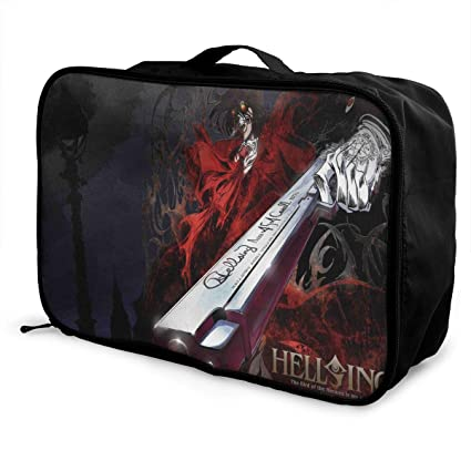 ef282460adb3 Amazon.com: Ernestine M Davis Hellsing Ultimate Durable Lightweight ...