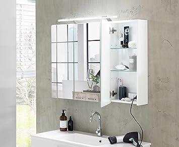 Badspiegel Mit Beleuchtung Und Steckdose spiegelschrank badezimmerspiegel badezimmerschrank badspiegel