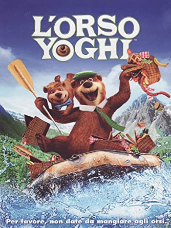 L orso yoghi amazon vari film e tv