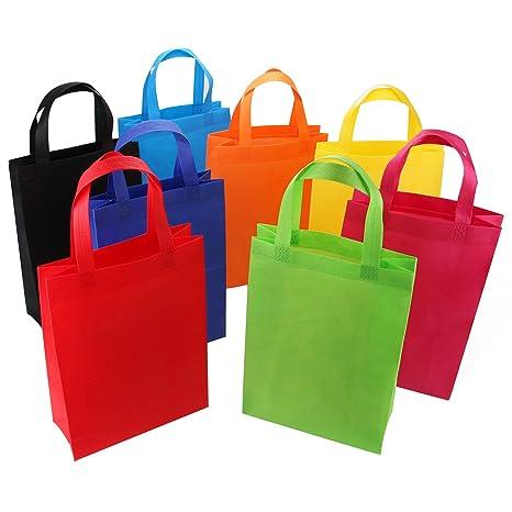 Tosnail 32 bolsas reutilizables de regalo, bolsas de ...