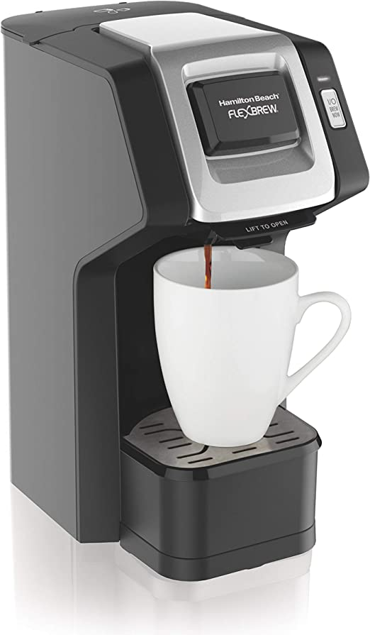 Amazon.com: Hamilton Beach FlexBrew (49979) - Cafetera ...