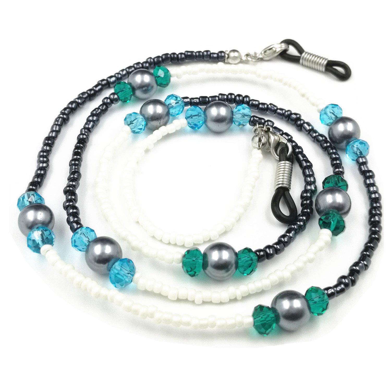Kalevel Eyeglass Holder Eyeglass Chains and Cords Sunglass Strap for Women Girls KL34301241614