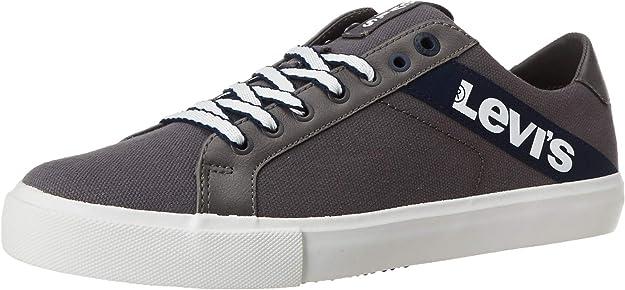 Levi's Woodward L Sneakers Grau