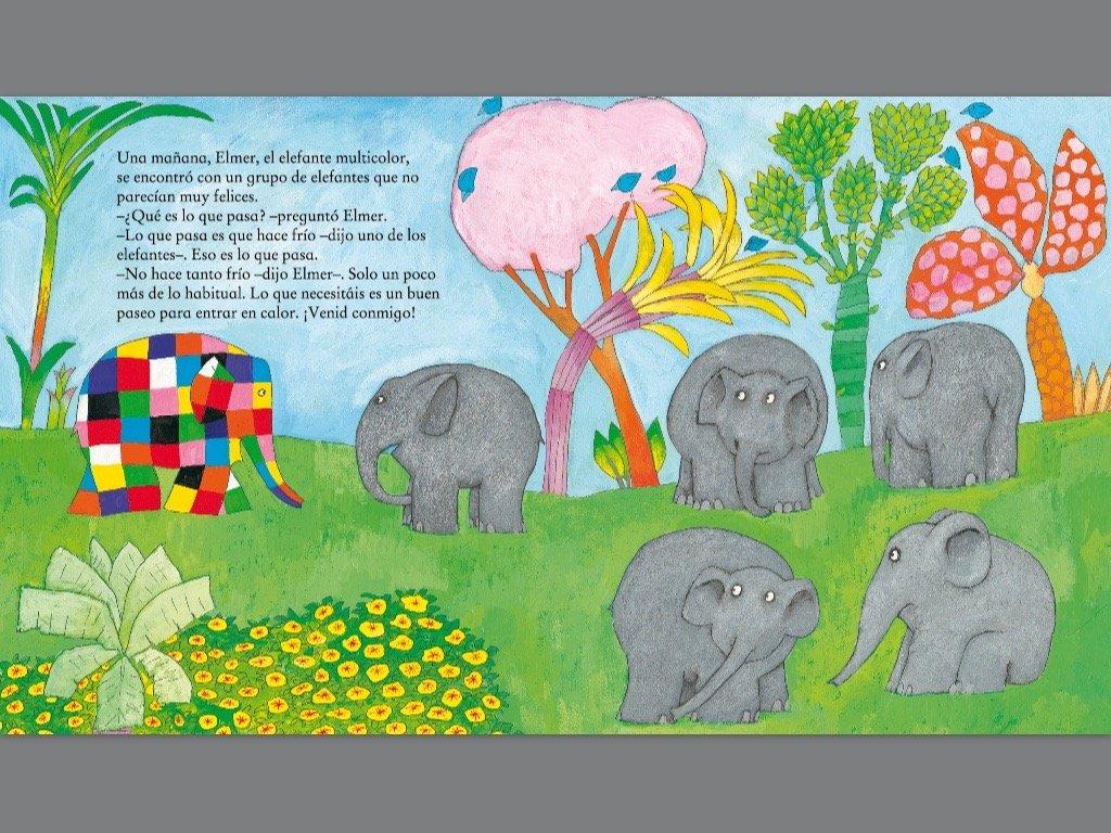 Elmer, el elefante multicolor Elmer. Recopilatorio de álbumes ...