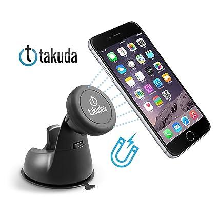 Amazon.com: takuda Imán teléfono de coche universal ...