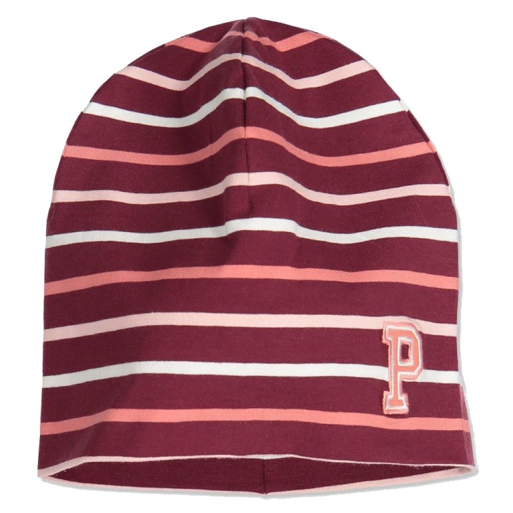 Pyret Striped ECO Beanie Polarn O 9-12YRS