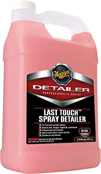 Meguiar's 1-Gallon Last Touch Spray Detailer (Original Version)