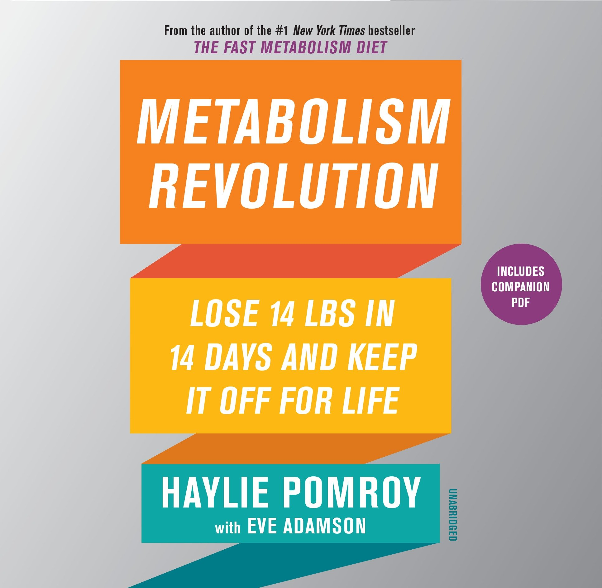 Metabolism Revolution: Lose 14 Pounds in 14 Days and Keep It Off for Life: Amazon.es: Haylie Pomroy, Eve Adamson, Erin Bennett: Libros en idiomas ...