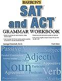 SAT and ACT Grammar Workbook (Barron's)