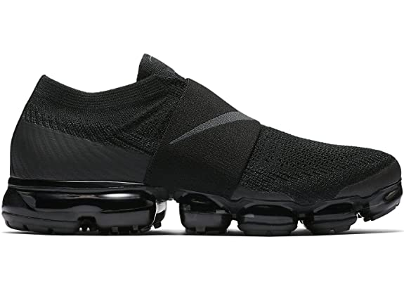 8cd2fdabd3ed ... NIKE Air Vapormax Flyknit Moc Triple Black Anthracite 7.5 UK 42 EUR  Amazon.co. Nike Shoes ...