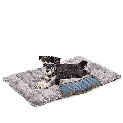 PAWZ® Cama de Perro portátil Suave XL Lavable Cama Grande para Mascotas para Gatos y