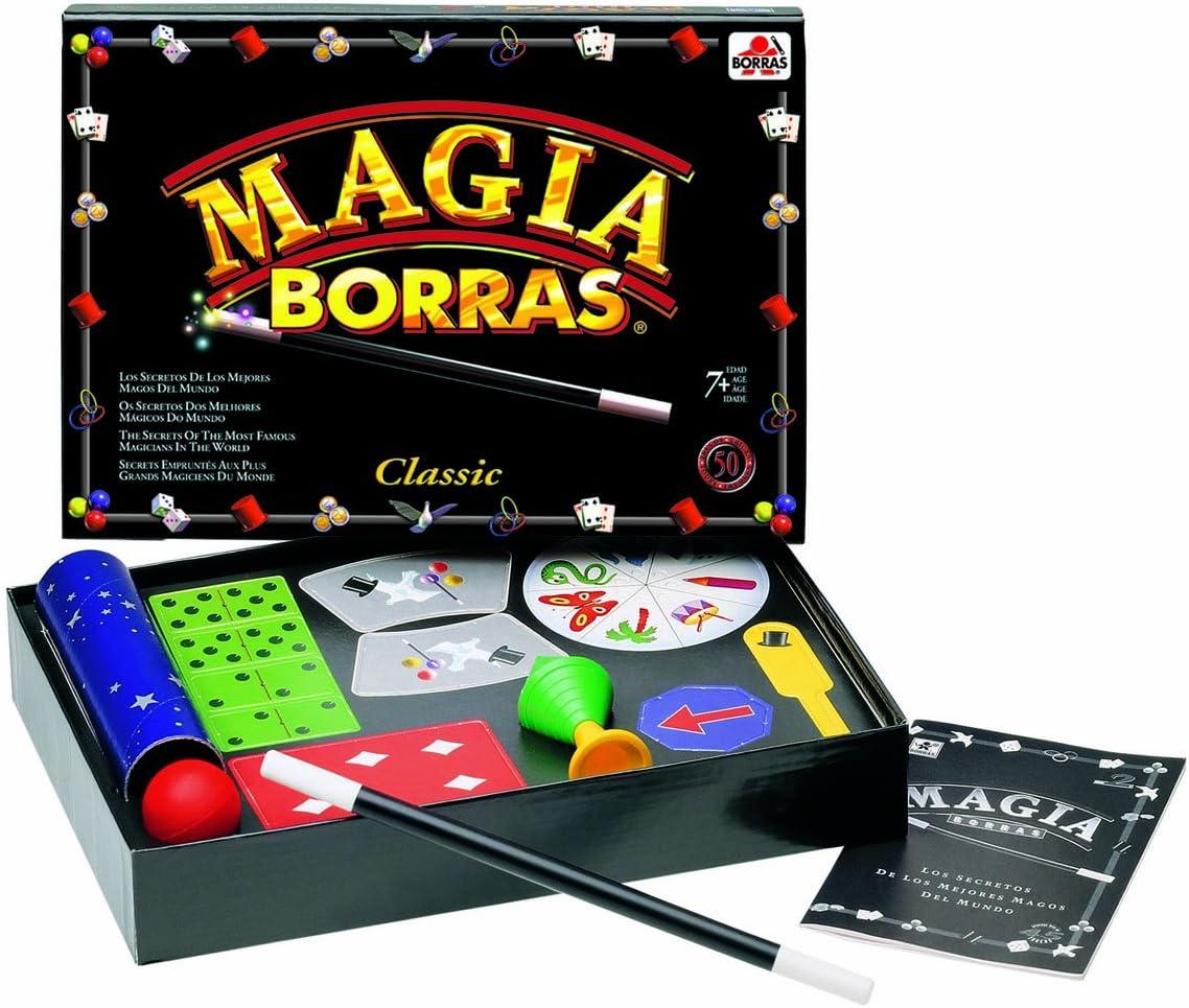 Educa-Juegos de Magia clásica, 50 truques en portugués, (11480): Amazon.es: Juguetes y juegos