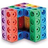 Learning Resources LER9294 STEM Explorers MathLink Builders Game (100 Piece)