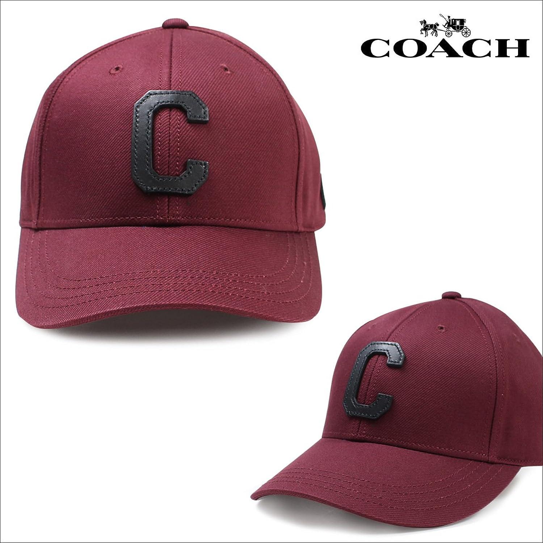 COACH(コーチ)キャップ 13,800円