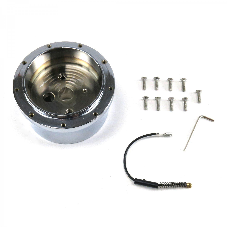 Helix 23109 9-Hole Steering Wheel Adapter Mount