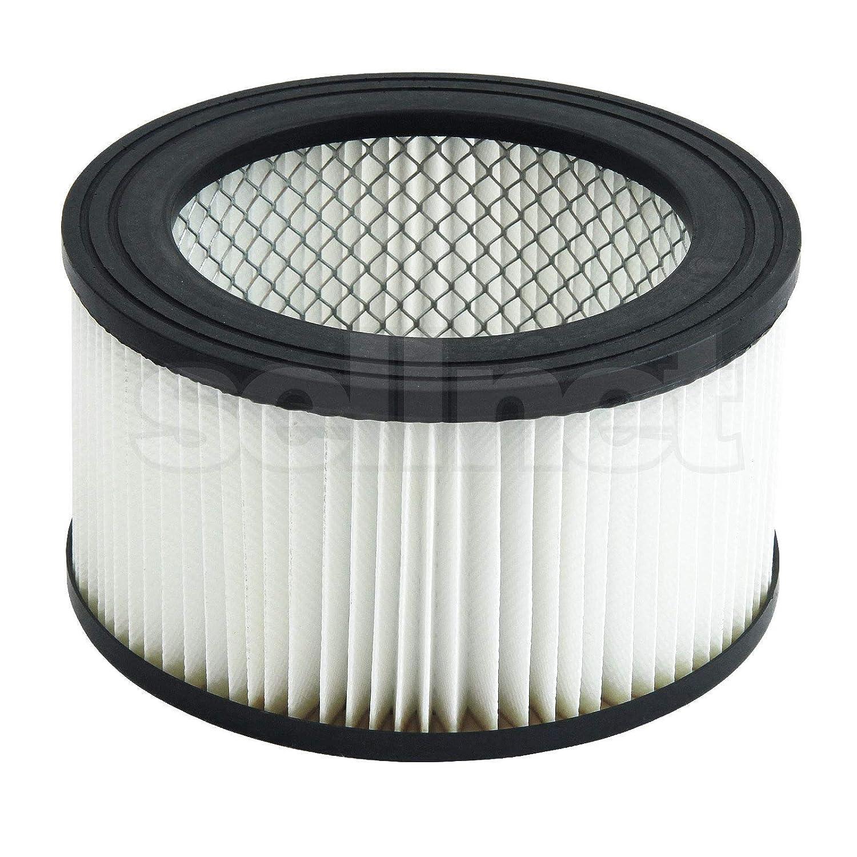 SELLNET Aschesauger 20L Kaminsauger DUAL Filter System SN2018