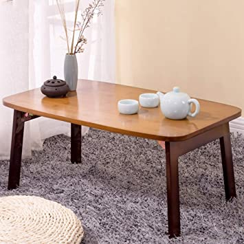 Household Bed Table Folding Table Small Coffee Table Folding
