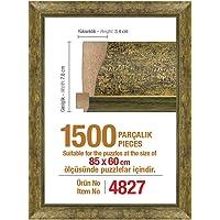 Heidi 4827 - 1500 Parçalık Yeşil Puzzle Çerçevesi (85x60 cm)