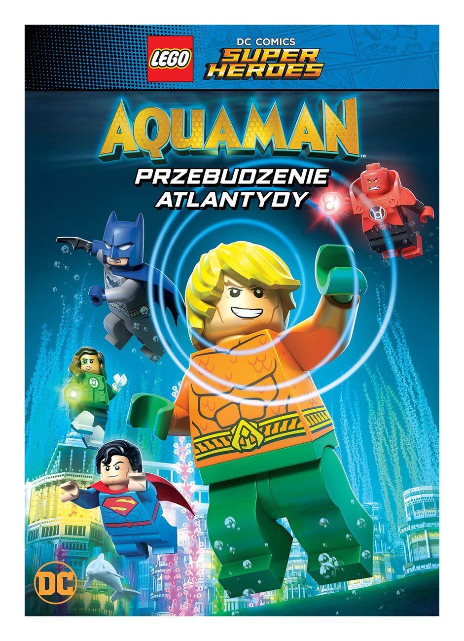 LEGO DC Comics Super Heroes: Aquaman - Rage of Atlantis DVD IMPORT No hay versión española: Amazon.es: Jonathan Adams, Dee Bradley Baker, Troy Baker, Eric Bauza, Trevor Devall, Susan Eisenberg, Grey Griffin,