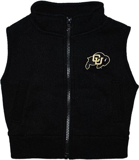 Creative Knitwear University of Colorado Buffaloes Baby and Toddler Polar Fleece Vest