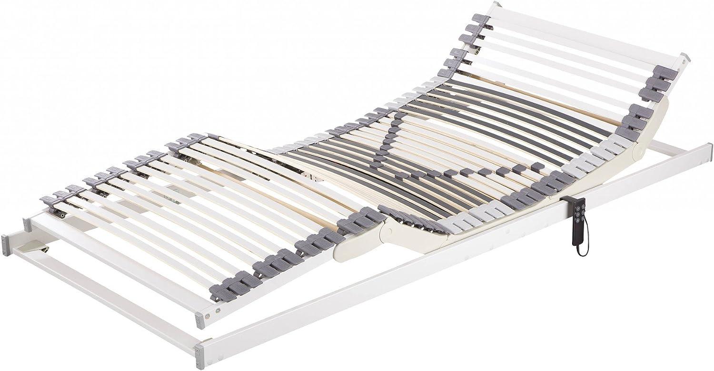 Hukla Quattro Move Luxus–Somier con bionical de Motor de Easy Move, 120 x 220 cm
