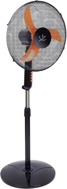 Jata VP3032 Ventilador de pie, 50 W, 200 Decibelios, Plástico