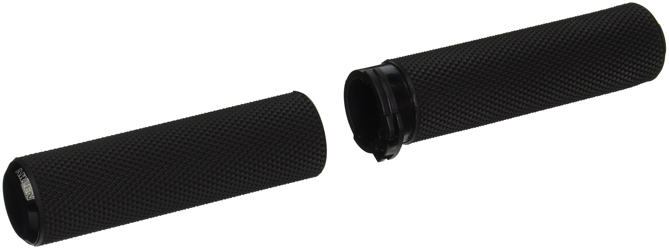 Arlen Ness 07-325 Black Fusion Grip