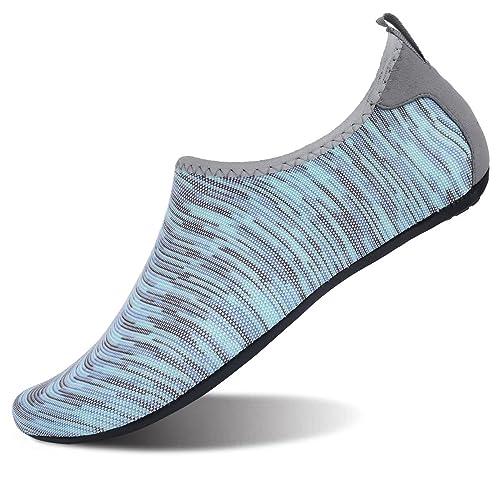 JOINFREE Zapatos de Agua para Hombres Calzado de Agua para ...