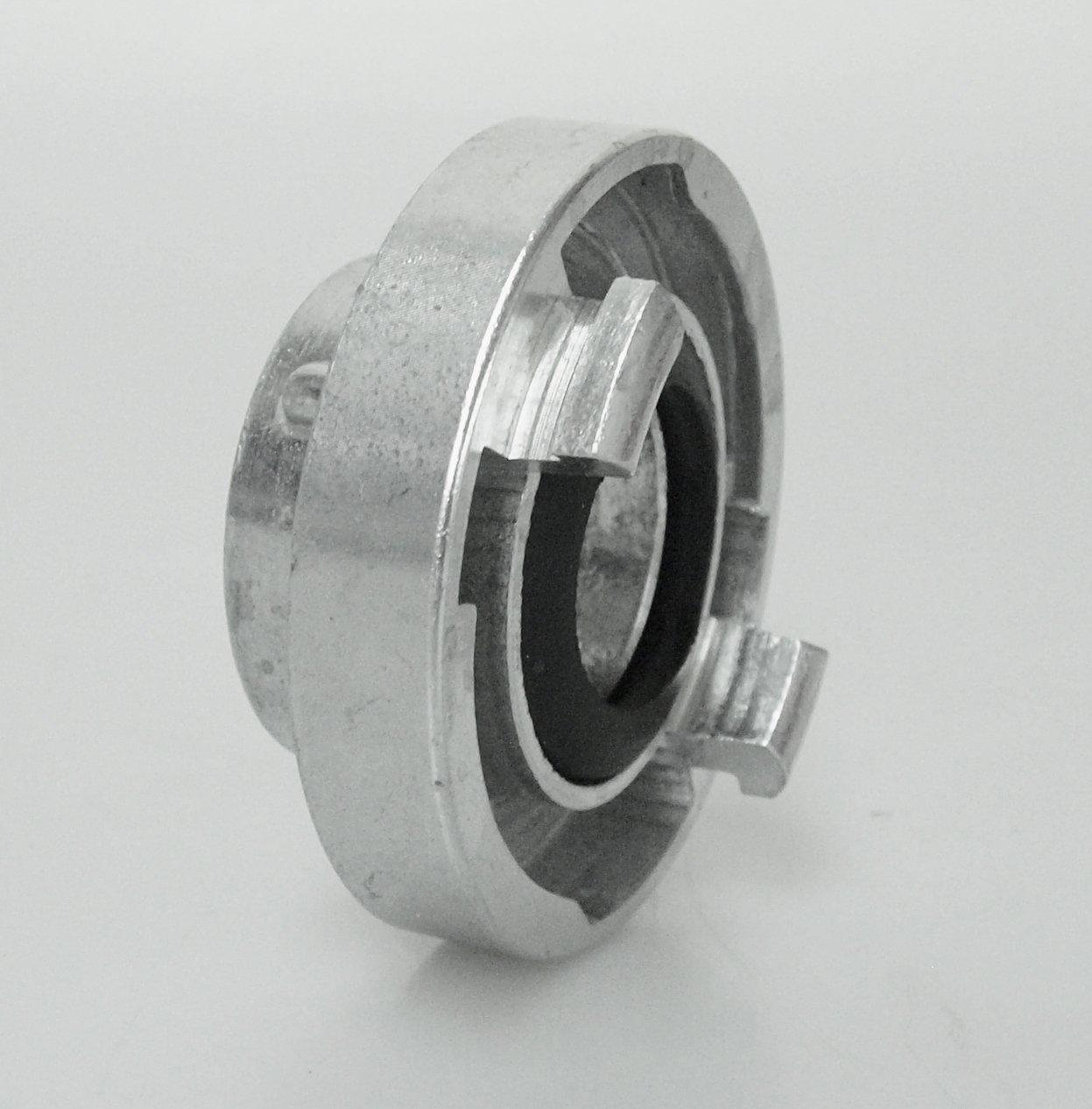 Plata 45,48 mm TIP Acoplamiento C-Storz de 1,5 Pulgadas IG