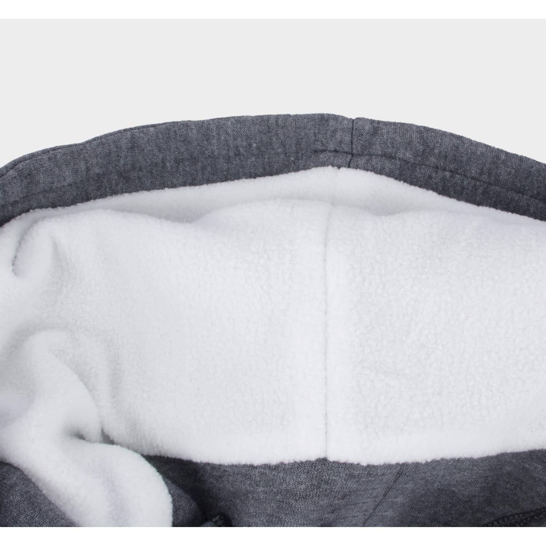 SportsX Womens Wool Blend Fleece Hooded Overcoat Classic Duffel Coat