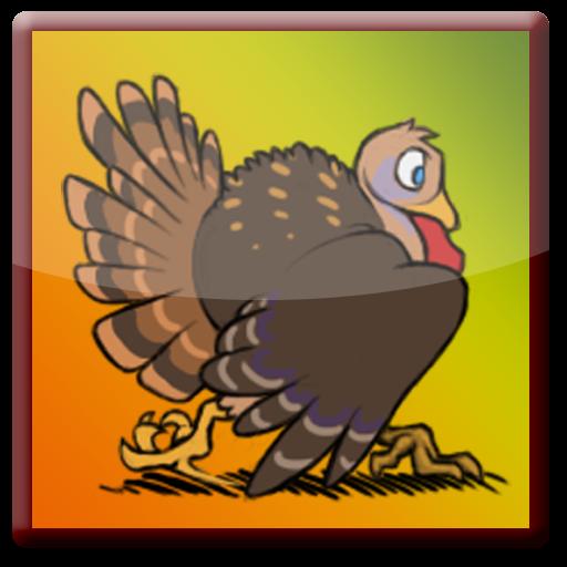 Halloween Turkey Run Live Wallpaper -
