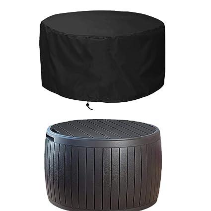 Amazon.com: EPCOVER cubierta para caja de terraza de patio ...