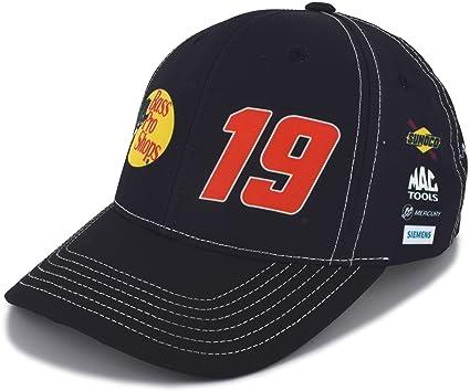 012e75629915f Image Unavailable. Image not available for. Color  Checkered Flag Martin  Truex Jr 2019 Bass Pro Shops Uniform NASCAR Hat Black