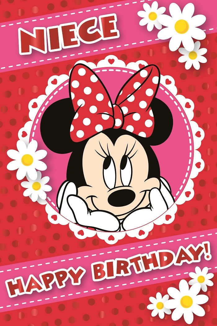 Disney Musical Cards Happy Birthday Music Singing Sound Poo – Musical Cards for Birthday