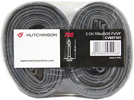 HUTCHINSON Schlauch-Set Road Standard Sv/48 Mm Blíster 2 ...