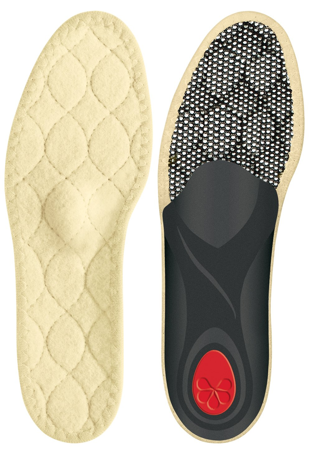 Pedag Viva Winter (Solar Plus) with Effective Insulation and Arch Support, Metatarsal and Heel Pad, Women's 9