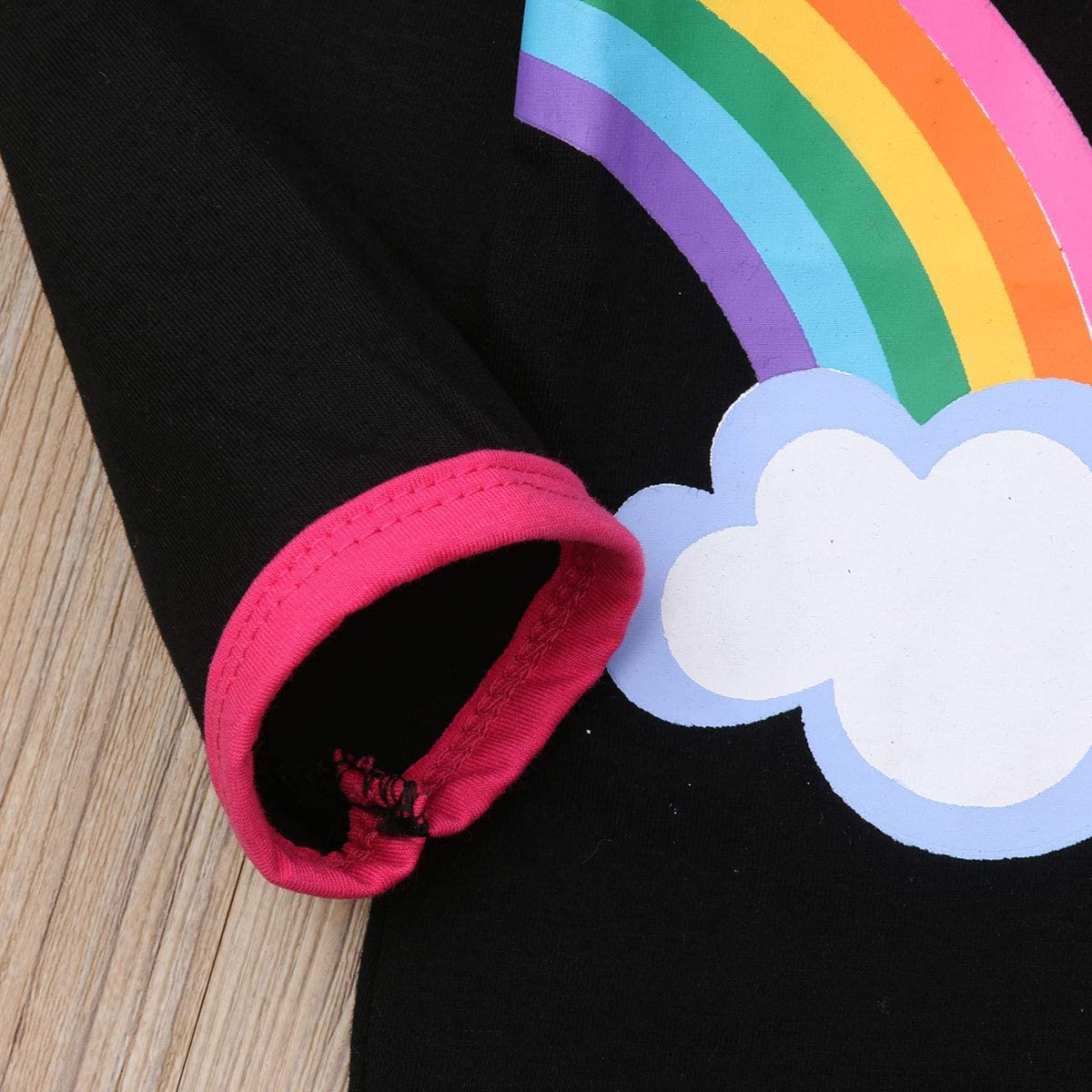 Suspender Tutu Skirt Dress Party Outfits Clothes Baby Girls Bowknot Crop Tops