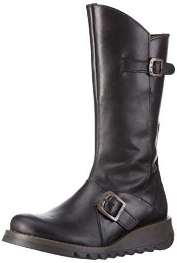 bd0eaa00153f FLY London Women s Mes Leather Boot
