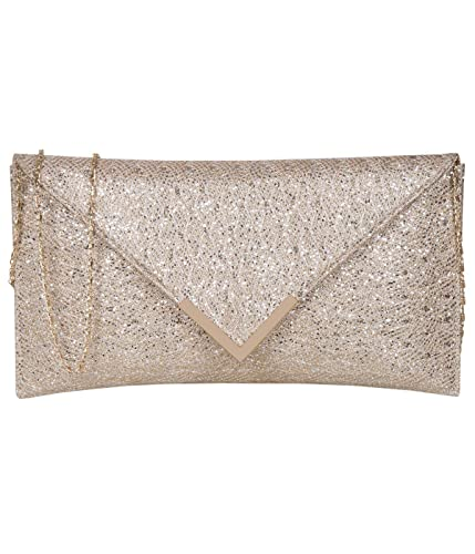 ADISA CL029 women clutch/sling bag